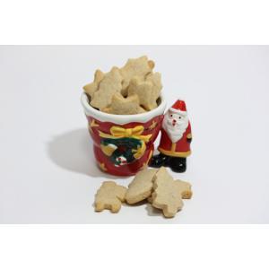 クリスマス限定!犬用クッキー(サンタ)|finocchio