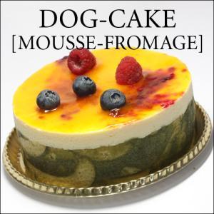 飼い主さんと一緒に!軽いチーズのムース「ムース・フロマージュ」|finocchio
