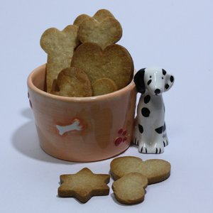 犬友達へのプレゼントに!犬用クッキー(ダルメシアン)|finocchio