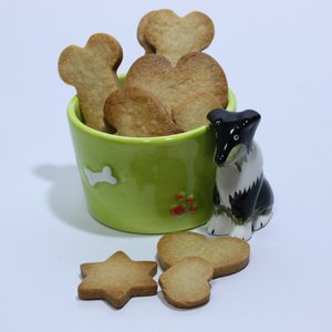 犬友達へのプレゼントに!犬用クッキー(ハスキー)|finocchio