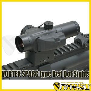 VORTEX SPARCタイプ ダットサイト 光学機器 ドット レプリカ エアガン|first-jp