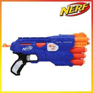 NERF ナーフ N-ストライクエリート デュアルストライク タカラトミー 4904810856337|first-jp