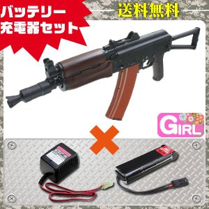 次世代電動ガン 東京マルイ AKS74U シンプルセット(純正) 4952839176028 フルセット|first-jp