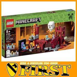 (送料無料) レゴ 21122 マインクラフト ネザー砦 571ピース LEGO ブロック 知育玩具 5702015357234 海外版 import|first-jp