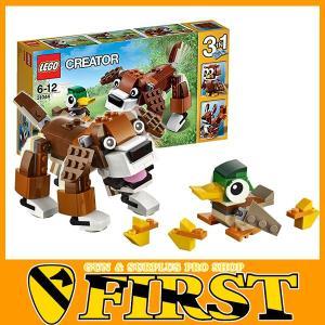LEGO 31044 クリエイター 公園の動物たち レゴ ブロック 知育玩具  5702015590068|first-jp