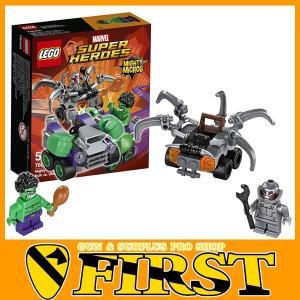 レゴ 76066 スーパー・ヒーローズ マイティマイクロ:ハルク VS ウルトロン LEGO ブロック 知育玩具  5702015597791 fsale|first-jp