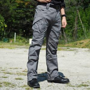 IX9タイプ シティタクティカルパンツ カーキ/グレー/ブラック BDU サバゲ ミリタリー カーゴ  beginner
