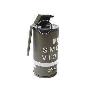 M18 ダミー スモークグレネード グレー/レッド/イエロー