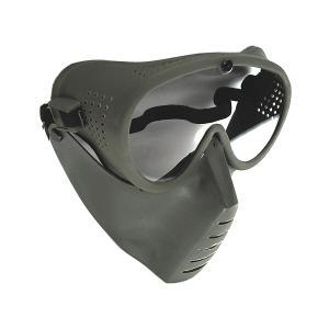 花粉症対策 (メガネ 眼鏡 めがね) GA-5 マスク&ゴー...