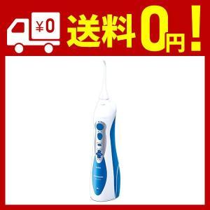 パナソニック 口腔洗浄器 ジェットウォッシャー ドルツ 青 EW-DJ51-A