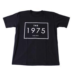 Tシャツ バンドTシャツ ロックTシャツ 半袖 (BW) ナインティーンセヴンティファイヴ THE ...