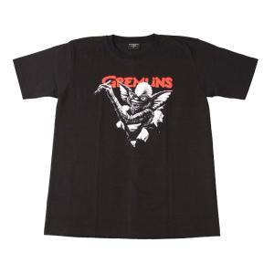 Tシャツ バンドTシャツ ロックTシャツ メンズ レディース 半袖 (BW) グレムリン GREML...