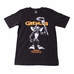 (KR) グレムリン GREMLINS 1 BLK S/S バンドTシャツ ロックTシャツ