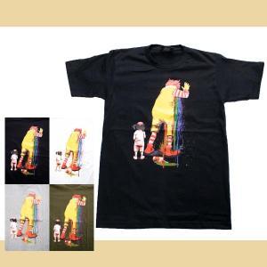 (UN) ドナルド マクドナルド DONALD MCDONALD(パロディー/PARODY) 1 S/S バンドTシャツ ロックTシャツ(パロディ)
