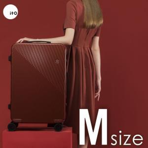 スーツケース M サイズ 中型 超軽量 フレーム TSAロック キャリーバッグ キャ リーケース|first-shop