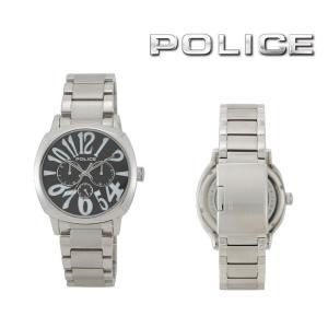 ポリス 腕時計 メンズ トリノ マルチファンクション ブラック POLICE 13200JS-02ME|first-store
