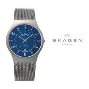 スカーゲン SKAGEN 腕時計 メンズ チタン TITANIUM チタニウム 233XLTTN first-store