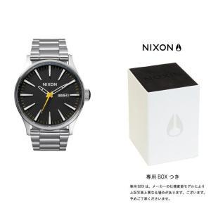 ニニクソン NIXON セントリーSS SENTRY SS 腕時計 メンズ ブルーサンレイ A356-1227|first-store