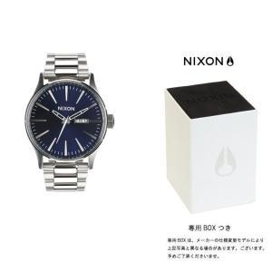 ニニクソン NIXON セントリーSS SENTRY SS 腕時計 メンズ ブルーサンレイ A356-1258|first-store