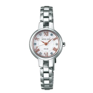 ミッシェルクラン MICHEL KLEIN ソーラー 腕時計 レディース スプリング限定モデル|first-store