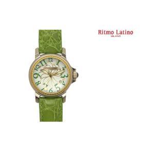 Ritmo Latino MILANO(リトモラ ティーノ ミラノ) STELLA(ステラ) レディース腕時計 レギュラーサイズ ORANGE(オレンジ) |first-store
