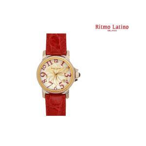 Ritmo Latino MILANO(リトモラ ティーノ ミラノ) STELLA(ステラ) レディース腕時計 レギュラーサイズ RED(レッド) |first-store