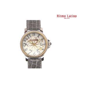 Ritmo Latino MILANO(リトモラ ティーノ ミラノ) STELLA(ステラ) レディース腕時計 レギュラーサイズ GRAY(グレー) |first-store
