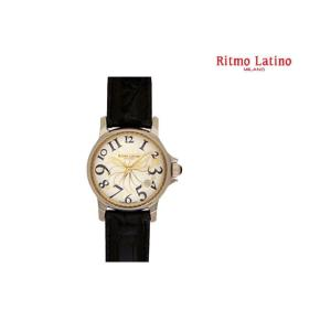 Ritmo Latino MILANO(リトモラ ティーノ ミラノ) STELLA(ステラ) 腕時計 ラージサイズ BKACK(ブラック) |first-store