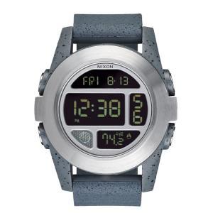 ニクソン NIXON ユニットエクスペディション UNIT EXPEDITION 腕時計 メンズ コンクリートスペックル デジタル NA3652056-00|first-store