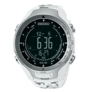 セイコー プロスペックス アルピニスト SEIKO PROSPEX Alpinist 山の日記念 限定モデル Bluetooth搭載 ソーラー 腕時計 メンズ SBEL009 first-store