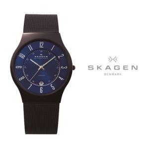 スカーゲン SKAGEN 腕時計 メンズ チタン TITANIUM チタニウム T233XLTMN first-store