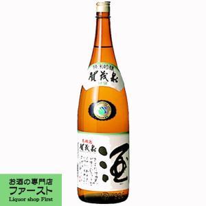 賀茂泉 純米吟醸 本仕込 緑泉 1800ml(1)|first19782012