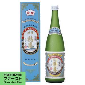 越後鶴亀 吟醸 720ml(1)|first19782012