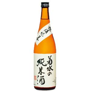 菊水 菊水の純米酒 720ml(1)|first19782012