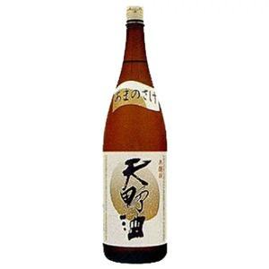 天野酒 本醸造 1800ml(1)|first19782012