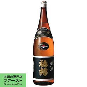 梅錦 純米吟醸原酒 酒一筋 1800ml(1)|first19782012