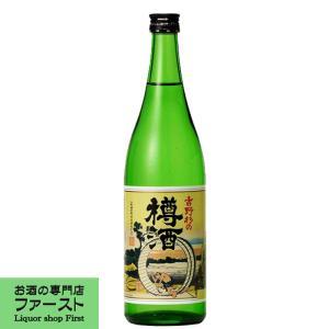 「元祖樽酒」 長龍 吉野杉の樽酒 720ml(1)|first19782012