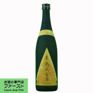 「熟成古酒日本酒」 長龍 熟成古酒  720ml(1)|first19782012