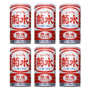 菊水 熟成ふなぐち 一番しぼり 200ml缶(1ケース/30本入り)(1)|first19782012
