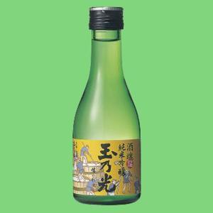 玉乃光 純米吟醸 酒魂 180ml(箱なし)(1)|first19782012