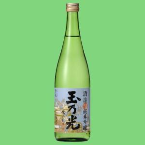 玉乃光 純米吟醸 酒楽(淡麗辛口) 720ml(1)|first19782012