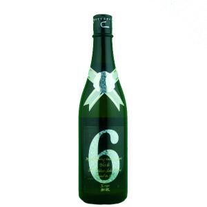 新政 No.6 X-type 純米大吟醸 無濾過生原酒 生酒 720ml|first19782012