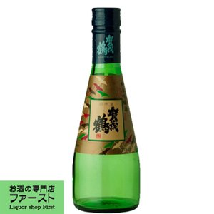 賀茂鶴 純米吟醸 精米歩合60% 300ml(3)|first19782012