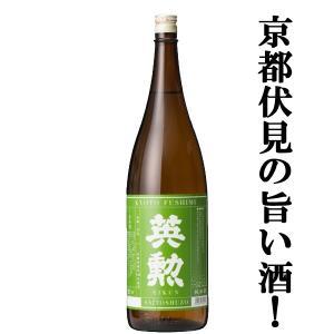 英勲 純米酒 1800ml(1)|first19782012