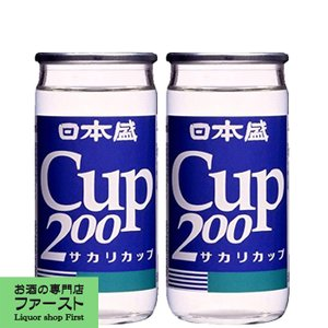 日本盛 上撰 200mlカップ(1ケース/30本入り)(1)|first19782012