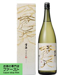 澤乃井 純米吟醸 蒼天 1800ml(1)|first19782012