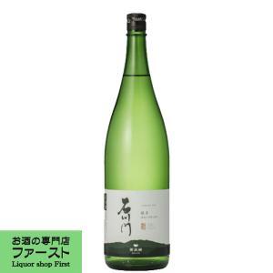 萬歳楽 純米酒 石川門 1800ml(1)|first19782012