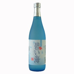 弥生 碧い海 黒糖焼酎 25度 720ml(1)|first19782012