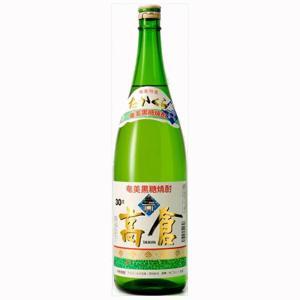 高倉 黒糖焼酎 30度 1800ml(1)|first19782012