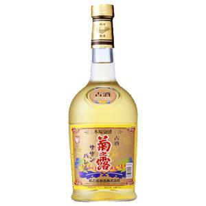 菊之露 3年古酒 サザンバレル 樫樽貯蔵 泡盛 25度 720ml(1)